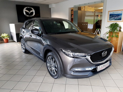 Mazda CX-5 CD184 AWD Takumi Plus Aut. bei BM || Autohaus Elsenbaumer in