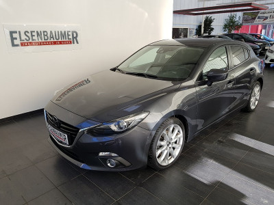 Mazda Mazda 3 Sport G120 Revolution Top bei BM || Autohaus Elsenbaumer in
